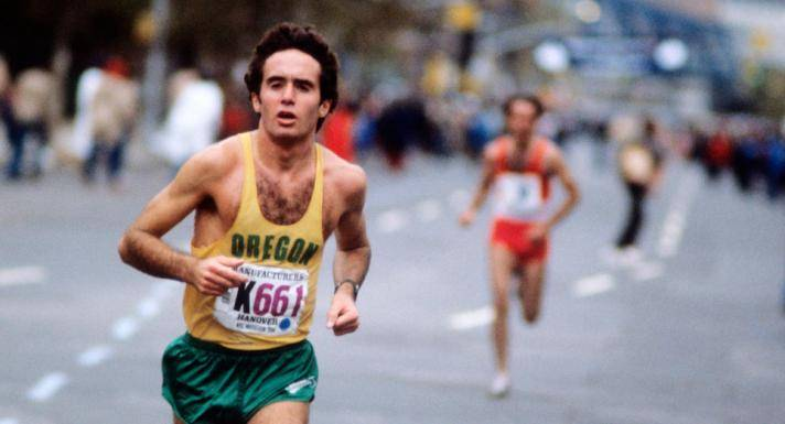 Alberto Salazar, marathon New york, long time a go